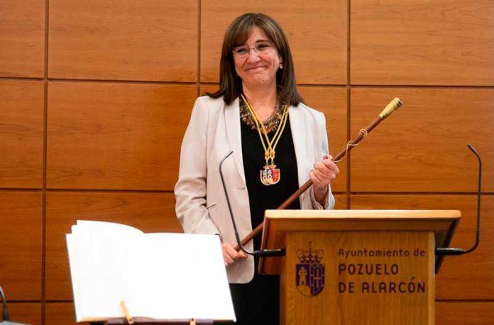 Susana Pérez Quislant, alcadesa de Pozuelo de Alcorcón