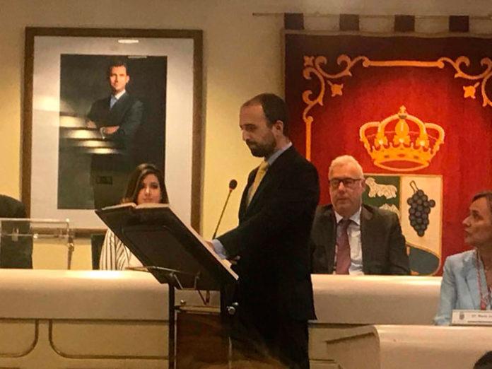 José Rodríguez Cuadrado Vox Majadahonda