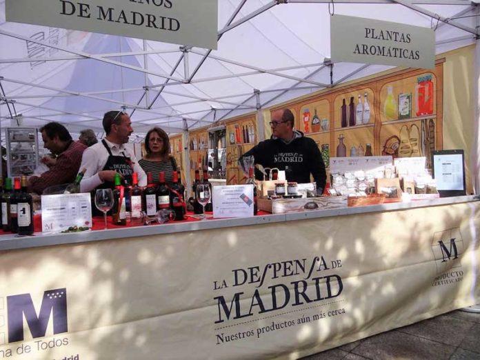 Despensa de Madrid en Villaviciosa de Odón