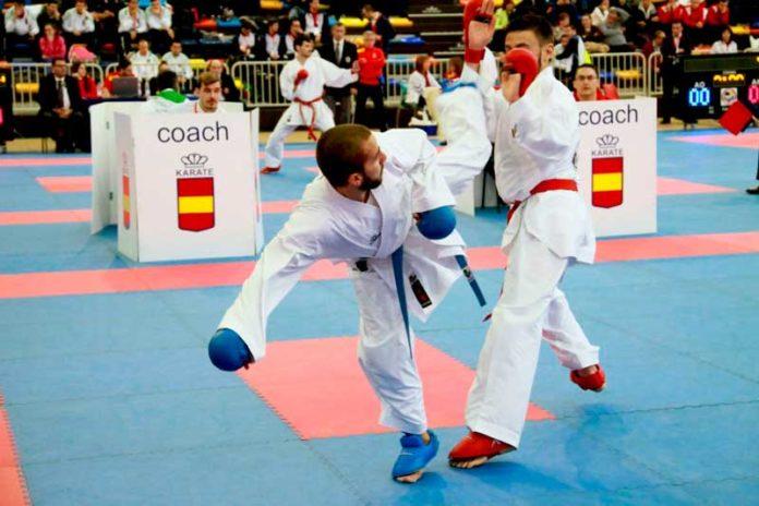 Karatecas en Boadilla del Monte