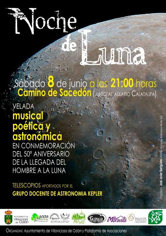 Fiesta de la luna en Villaviciosa de Odón