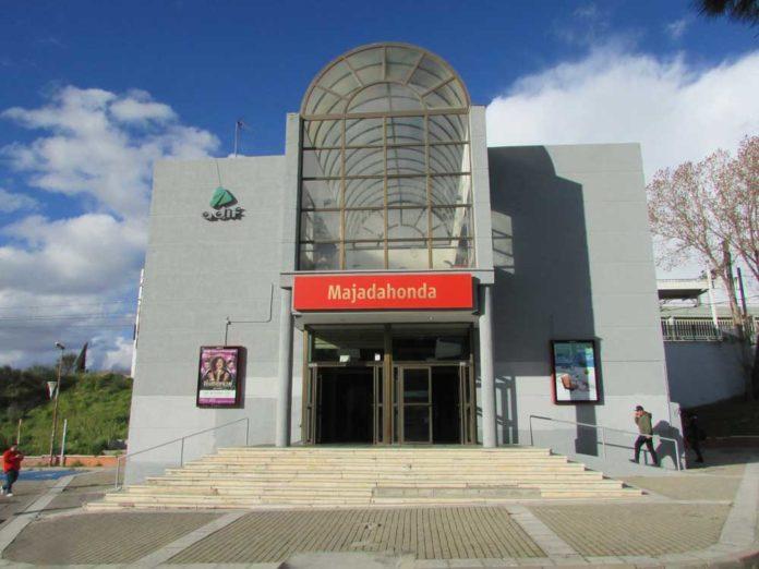 Estación de cercanías de Majadahonda