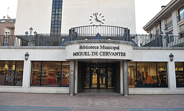 Biblioteca Miguel de Cervantes de Pozuelo de Alarcón