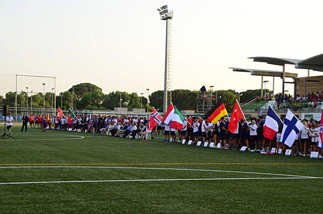 Campeonato de Fútbol Universitario en Boadilla del Monte