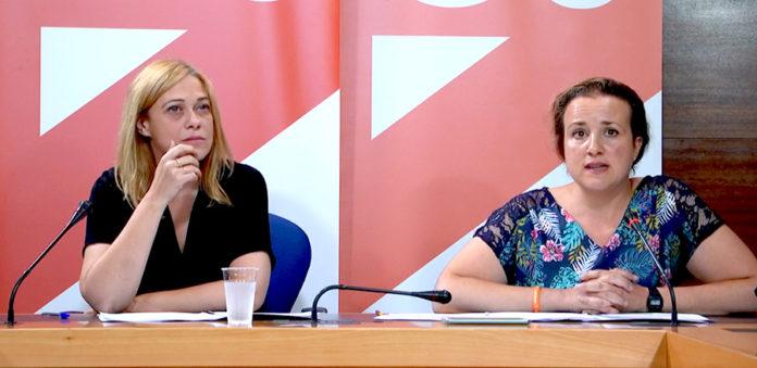 Carmen Picazo y Maria Ángeles Rosado
