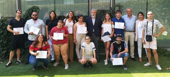 Clausura Campamento Jóvenes Emprendores