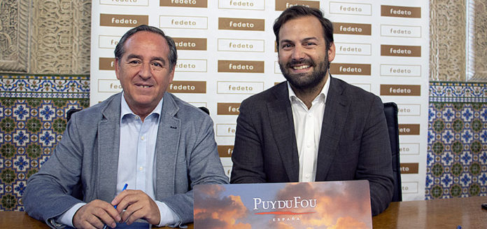 Fedeto, convenio con Puy du Fou, julio 2019_12