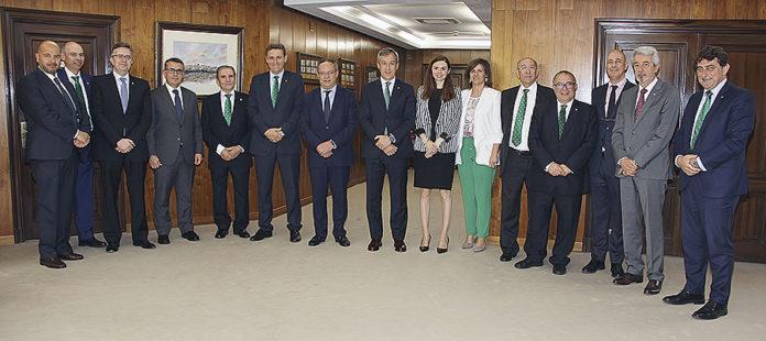 Foto Archivo Reunión Patronato Fundación 2018