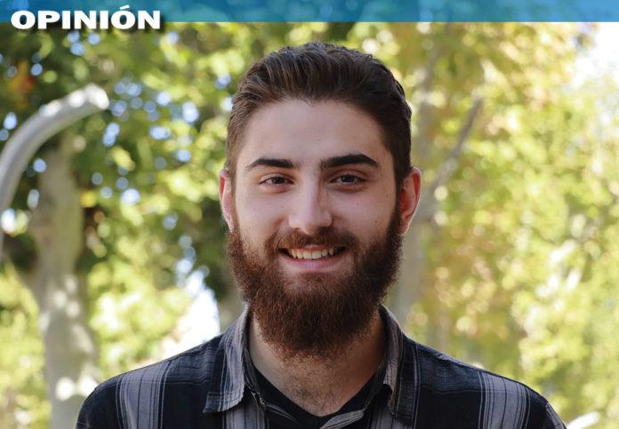 Opinion_Daniel Velasco García_responsable de Jóvenes de IU CLM