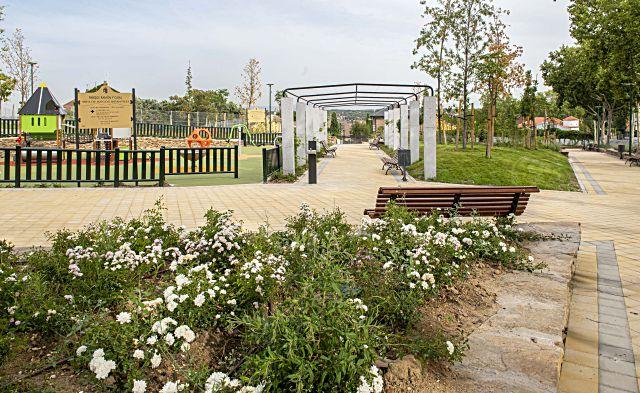 Nueva zona verde en Pozuelo de Alarcón Parque Ramón y Cajal