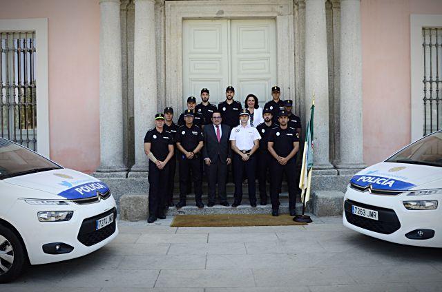 Policía local de Boadilla del Monte