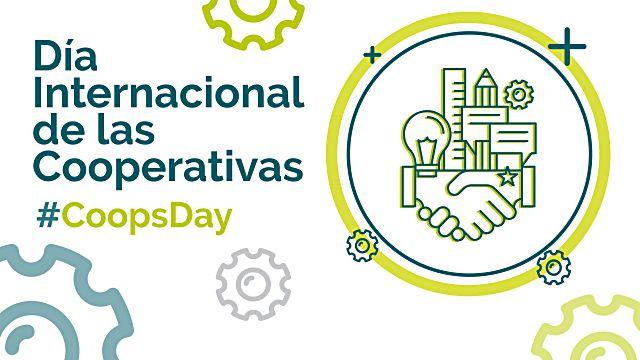 Celebración en Villalkor del Día Internaciona de las Cooperativas