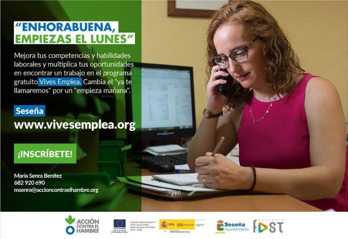 Programa Vives Emplea Seseña