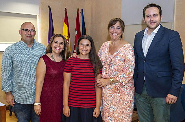 Susana Pérez Quislant y Carlota García Navas