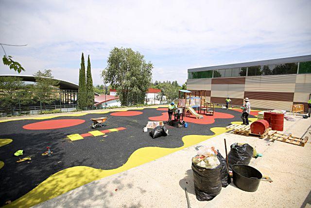 Colegio Fernández de los Ríos de Las Rozas