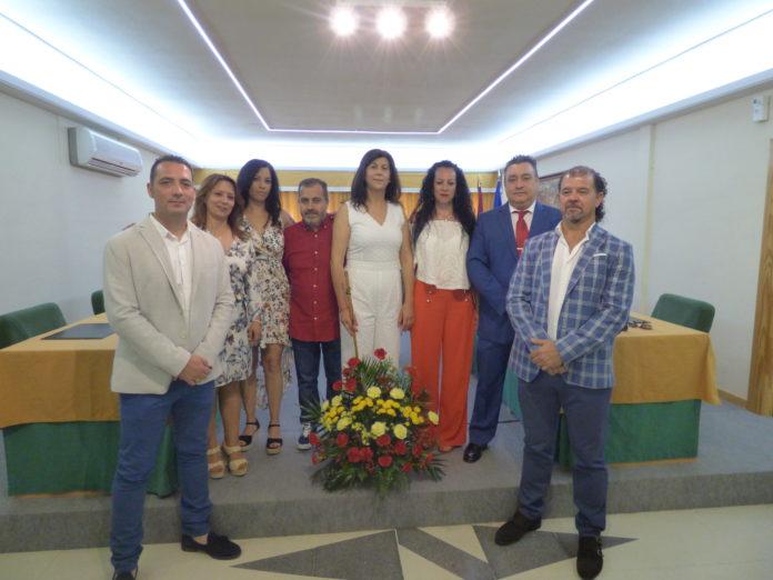 Equipo de gobierno PSOE Yeles