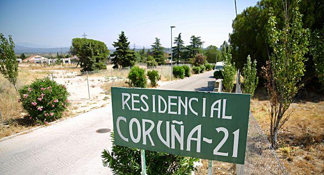Residencial Coruña 21 de Las Rozas