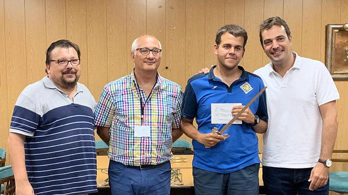 Carlos García Premio Ajedrez