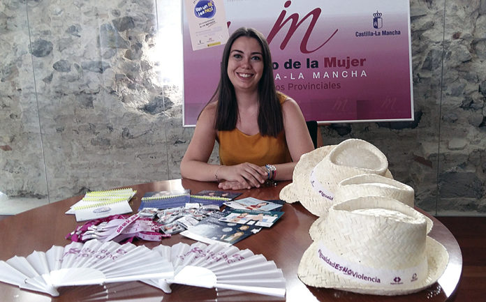 Nuria Cogolludo, Delegada provincial de Igualdad