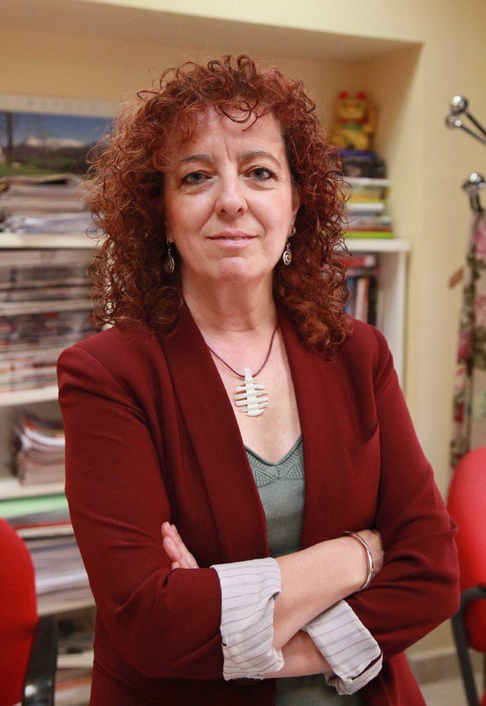 Injmaculada Sánchez directora de EL SIGLO