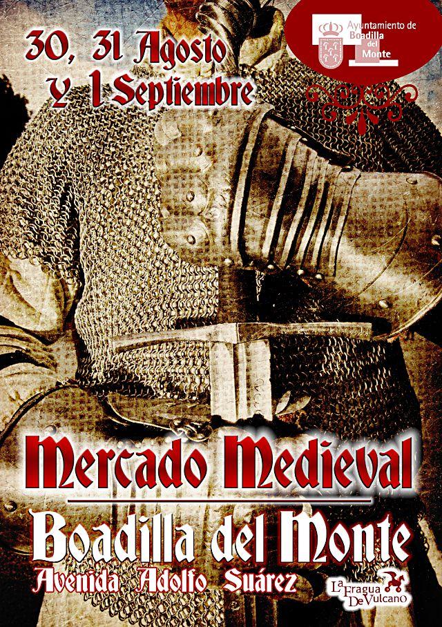 Mercadillo medieval de Boadilla del Monte