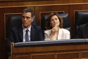 Elecciones, Sánchez, Calvo, Casado, Rivera, Iglesias