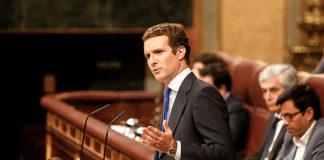 Sánchez e Iglesias resucitan el bipartidismo