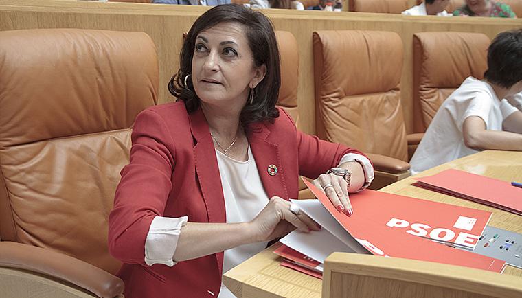 Concha Andreu, Comisión Europea