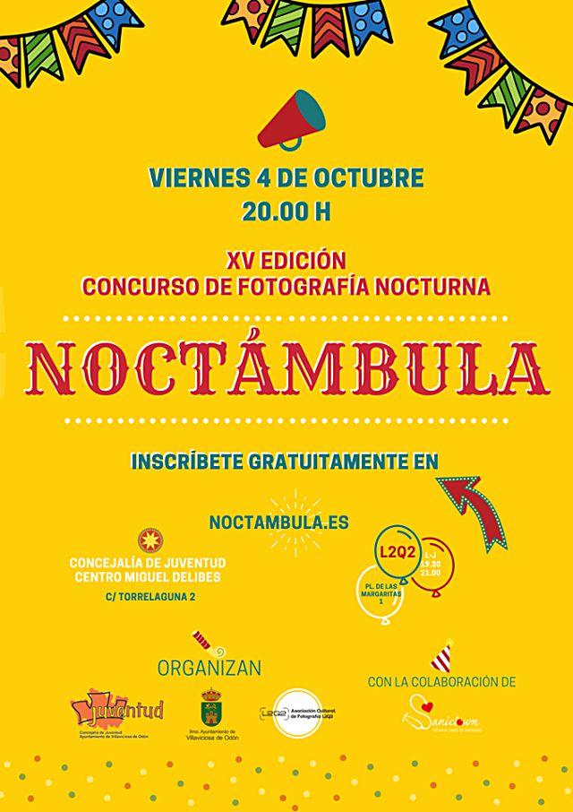 Noctámbula 2019