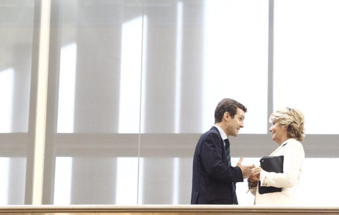 Casado y Aguirre.