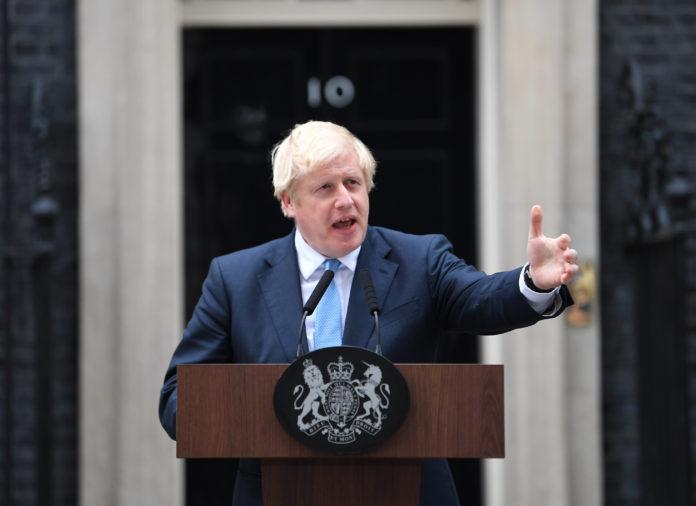 Boris Johnson se dirige hacia un Brexit sin acuerdo el 31 de octubre. / EP