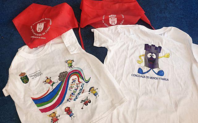 Camisetas infantiles de Villavicios de Odón