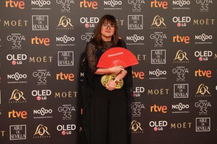 Isabel Coixet es la directora española más internacional y ganadora del Goya a la mejor película en 2018. / EP