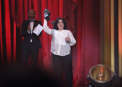 Arantxa Echevarria ha sido la ganadora del último Premio Goya a la mejor dirección novel. / EP