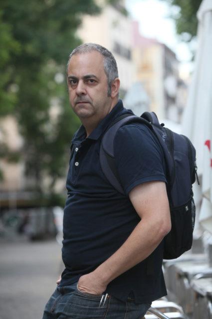 Emilio Silva, presidente de la Asociación para la Recuperación de la Memoria Histórica.