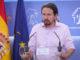 Pablo Iglesias compite contra sí mismo y el tirón electoral que demostró en abril. / EP