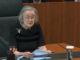 La presidenta del Tribunal Supremo de Reino Unido, Brenda Hale