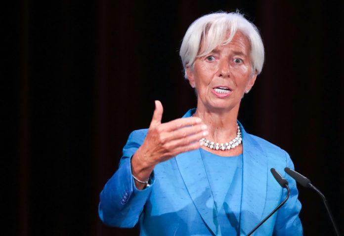 El nombramiento de Lagarde será oficial el próximo mes de octubre. / EP