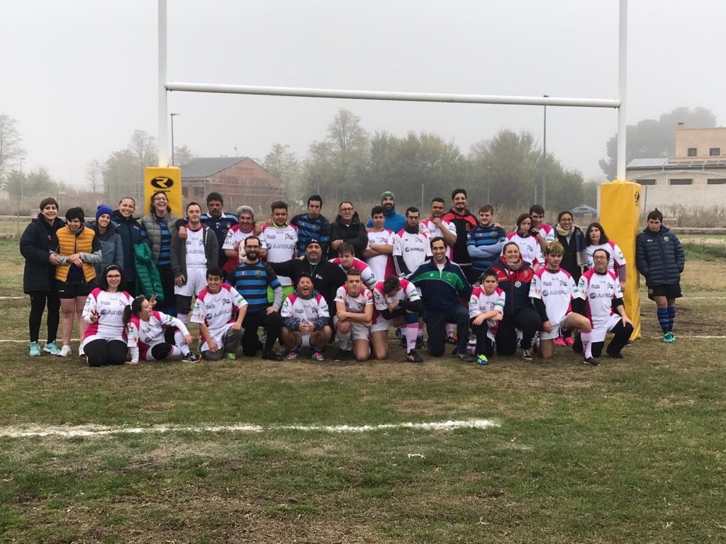 Los hidalgos - rugby inclusivo