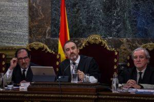 El Tribunal presidido por Manuel Marchena hará pública la sentencia del 1-O a finales de septiembre o en la primera mitad de octubre. / EP