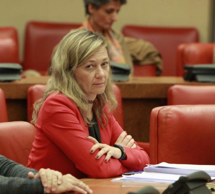 El juez Alba ha sido condenado a seis años y medio de cárcel por conspirar contra la diputada de Unidas Podemos. / EP