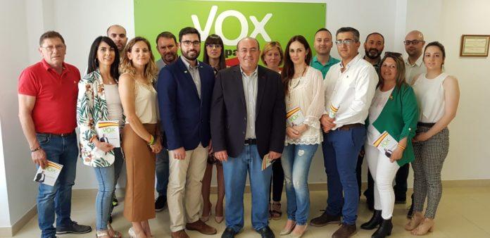 Vox en el Ayuntamiento de El Eijdo.