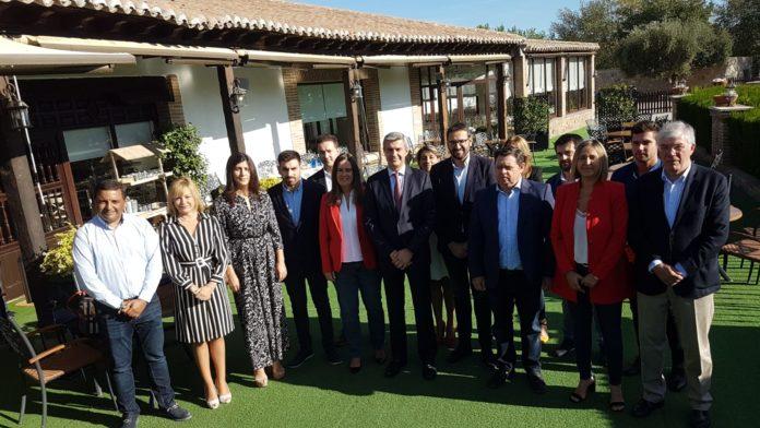 Candiadatos PSOE Toledo al congreso y senado.
