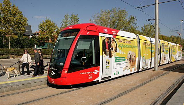 Metro ligero Boadilla campaña Once