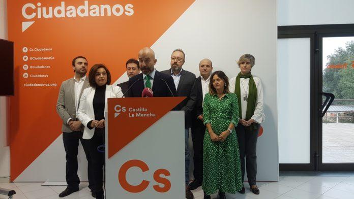 Presentación de los candidatos de Ciudadanos al congreso y al senado