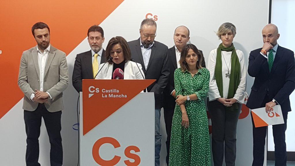 Begoña Molina, candidata al senado por Ciudadanos