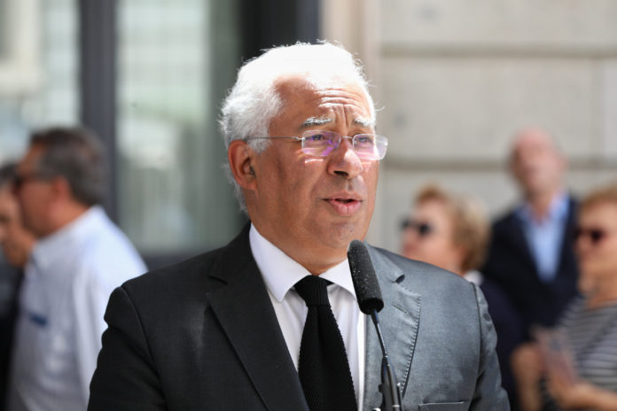 Antonio Costa, primer ministro de Portugal. / EUROPA PRESS