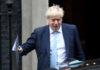 El primer ministro británico, Boris Johnson. / EUROPA PRESS