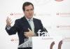 Antonio Garamendi ha recordado que patronal y sindicatos firmaron el IV Acuerdo para el Empleo y la Negociación Colectiva (AENC) que establece un salario mínimo de convenio de 1.000 euros mensuales. / EP