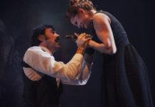 Escena de Ricardo III en el Pavón Teatro Kamikaze